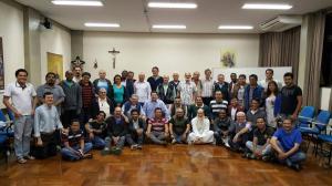 Reunion Anual de la Red Internacional Scalabrini. Mas de 52 centros de atención a migrantes.