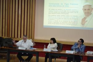 """Presentación de """"Vidas en Vilo"""" en la UNAM"""