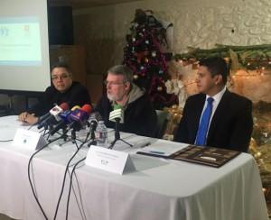 Firma de Convenio con Consulado General de Guatemala y Centros de Integracion Juvenil